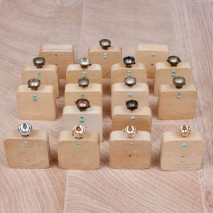 Acoustic System highend audio Resonators set of 15 1