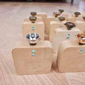 Acoustic System highend audio Resonators set of 15 2