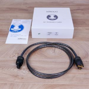 Nordost Norse Tyr 2 highend audio power cable 2,0 metre 1
