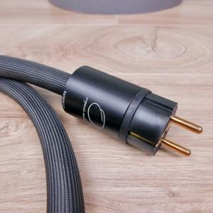 Organic Audio Reference Mk2 highend audio power cable 2,0 metre 2