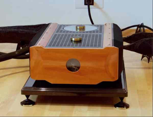 Tenor 175S Haute-Puissance Dual Mono highend audio power amplifier 1