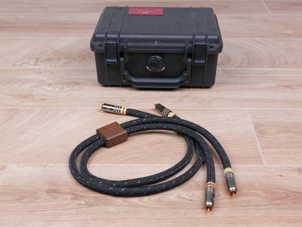 Kimber Kable Select KS-1010 audio interconnects RCA 0,75 metre 1