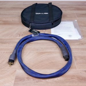 Tara Labs The Cobalt AC highend audio power cable 1,8 metre C19 1