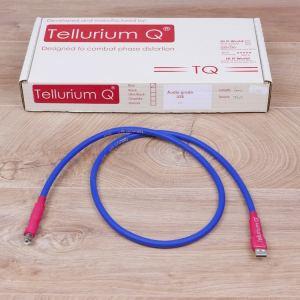 Tellurium Q Blue audio USB cable 1,0 metre 31