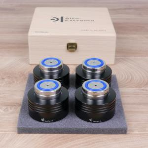 Alto Extremo NeoFlex XL highend audio tuning feet set of four NEW 1