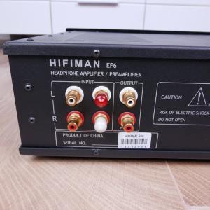 HIFIMAN EF6 audio headphone amplifier 5