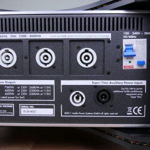IsoTek EVO3 Super Titan 32A highend audio power conditioner 7
