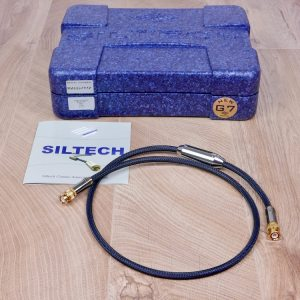 Siltech G7 Classic Anniversary HF digital audio interconnect BNC 1,0 metre 1