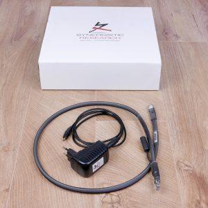 Synergistic Research SR Core Active digital audio RJ:E ethernet cable 1,0 metre 1
