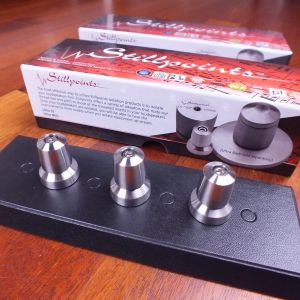 Stillpoints-Ultra-Mini-tuning-feet-set-of-3-BRAND-NEW-2-sets-available-372509308069