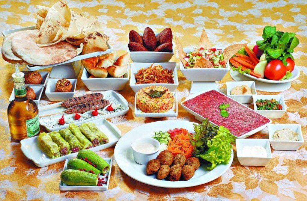 As Especiarias usadas na Culinária Árabe