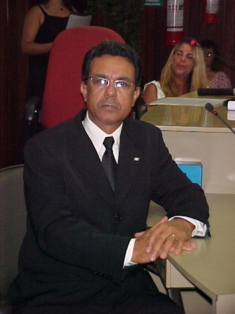 Aguilar é condenado no caso Mamulengo