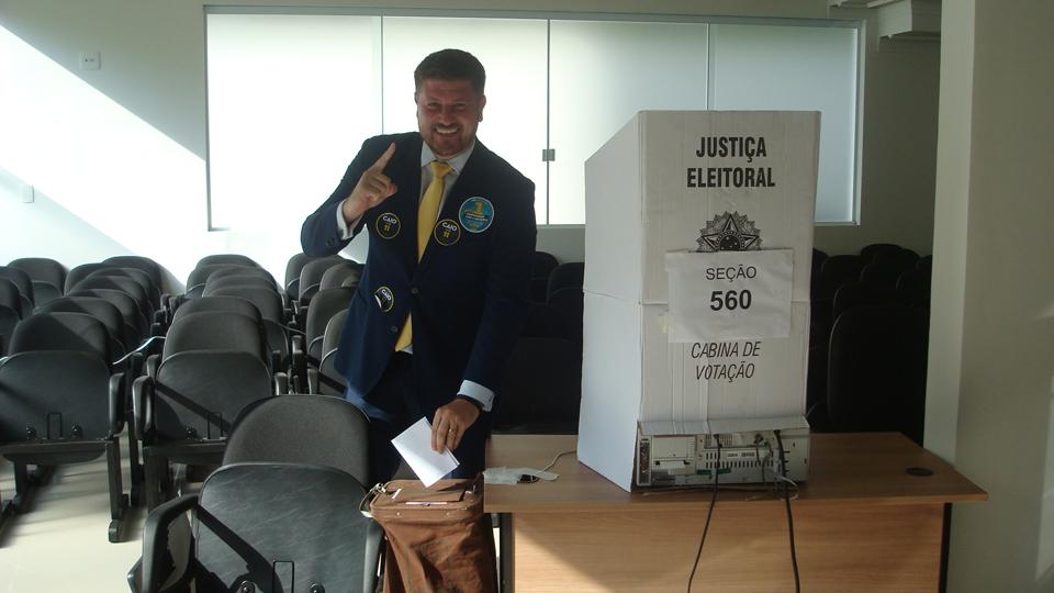 Chapa 1 vence com larga vantagem eleição na OAB