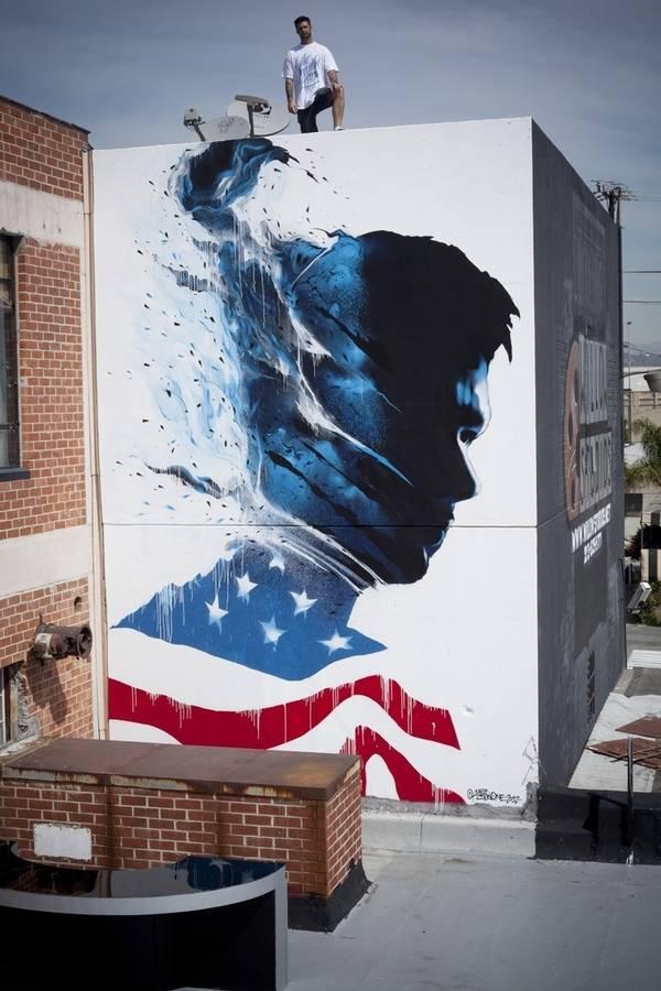 Graffiti Cuando los muros gritan  ContraInfoCom