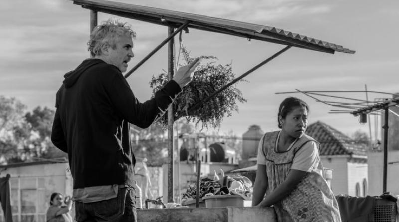 Conferencia de Alfonso Cuarón sobre