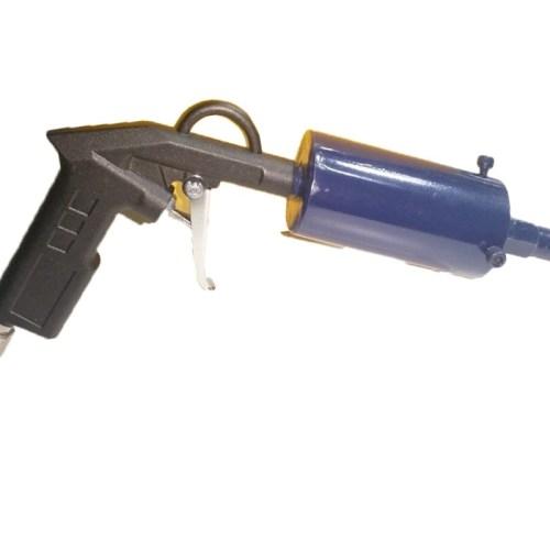Pistola de Tarugo