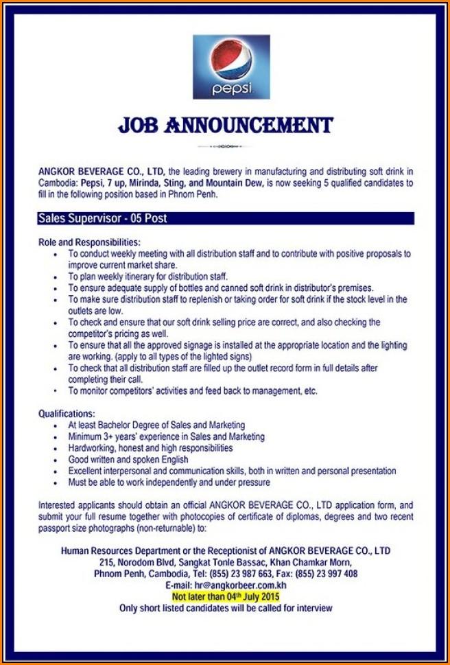 Kfc Job Application Form Printable Job - Resume Examples