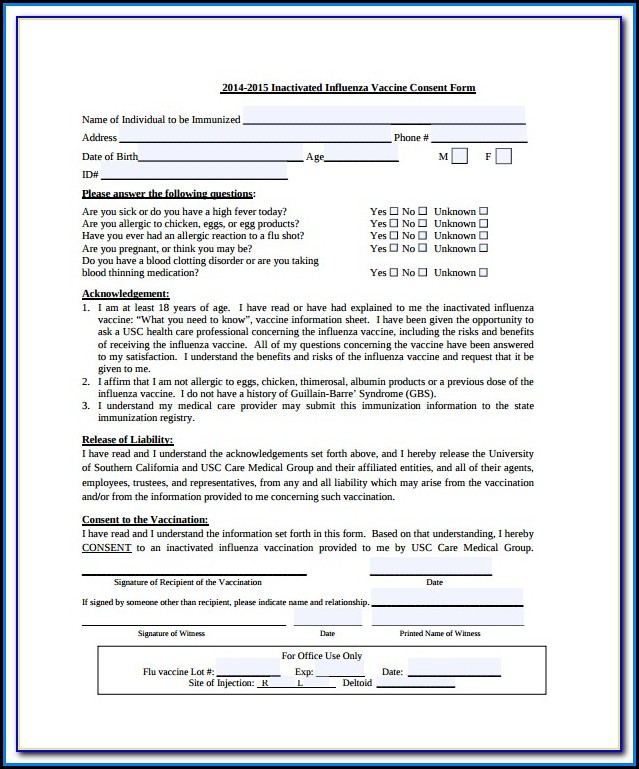 Microneedling Consent Form  Form  Resume Examples