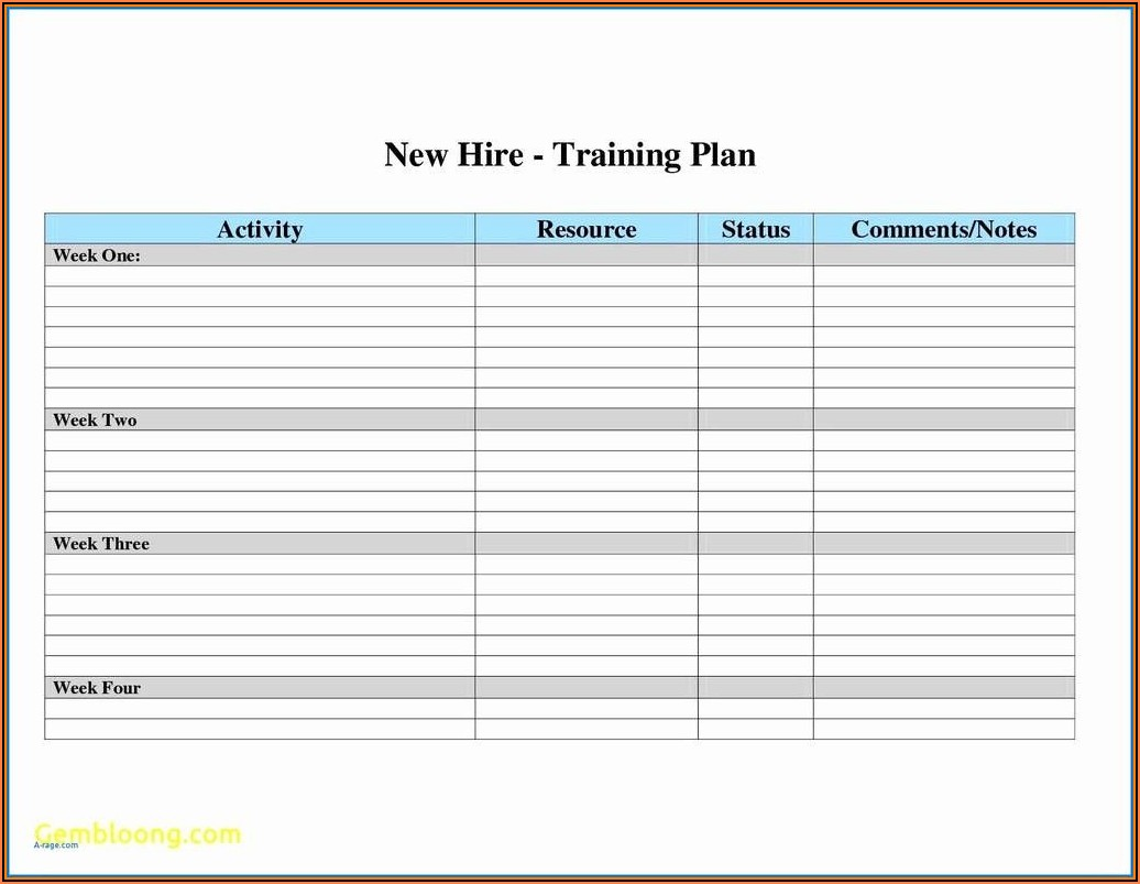 Printable Forms For Independent Contractors