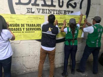 Clausuran Bar 27 por falta de documentacioacuten lugar donde integrantes de la Unioacuten golpearon a joacutevenes