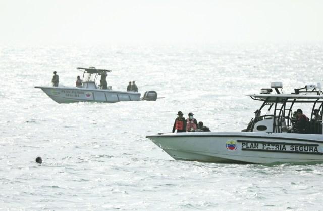 Venezuela denuncia ataque marítimo para derrocar a Maduro ...