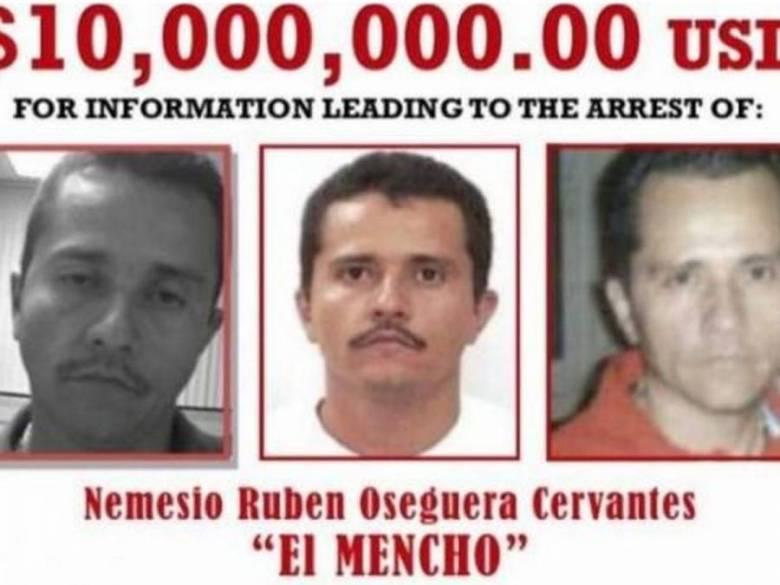 """Corren rumor de que """"El Mencho"""" líder del CJNG está muerto ..."""