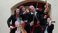 Bowjangles play Chelmarsh Parish Hall in September