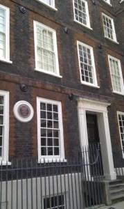 Dr Samuel Johnson's House