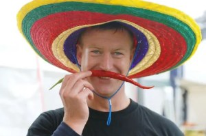 Chilli Fiesta - West Dean Gardens - August