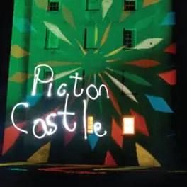 Picton Castle - Secret Light Garden
