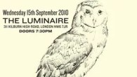 Head to The Luminaire for a Night with the Artisans