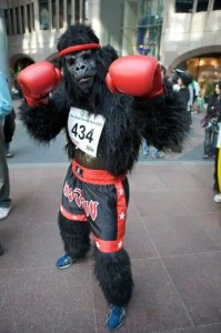 Great Gorilla Run, London
