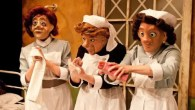 Vamos Theatre present Nursing Lives