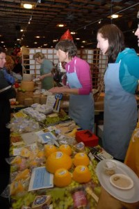 The Tastes of Lincolnshire Christmas Food and Drink Fair
