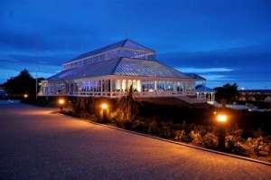 The Isla Gladstone Conservatory in Liverpool - Stanley Park Valentine's Walk