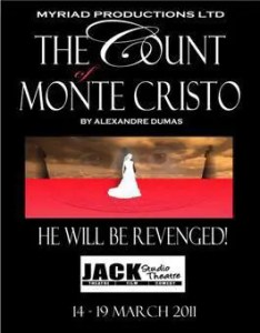 The Count of Monte Cristo at Brockley Jack