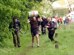 Wrekin Barrel Race