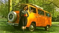 Campervan charm with Laura Mugridge