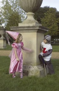 English Heritage's Time Travellers Go...Knights & Princesses