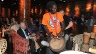 Drum Cafe event at Shaka Zulu, London South African restaurant
