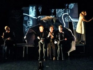 Infectious Theatre present Raven Boy at Jacksons Lane