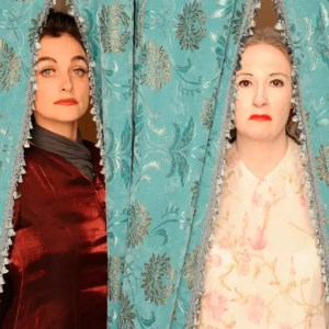 Foursight Theatre's Bette & Joan: The Final Curtain at Jacksons Lane