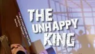 Tim Dalling performs The Unhappy King at Adforton Community Hall