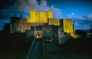 Dover Castle, Kent, English Heritage photo library