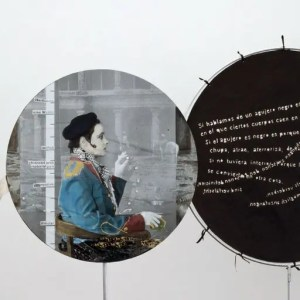 Alice Creischer, Apparatus for the Osmotic Compensation of the Pressure of Wealth during the Contemplation of Poverty (detail), 2005-2007 © the artist