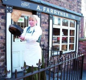 Watch and join-in Pancake Flipping at Blists Hill Victorian Town
