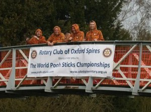 The World Pooh Sticks Championships