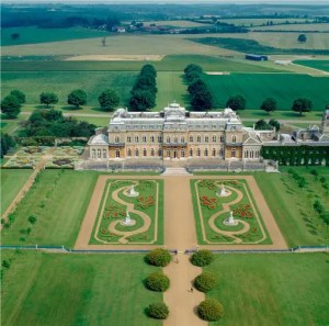 Wrest Park in Bedfordshire - English Heritage