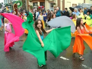 Lafrowda Festival, annual event in St. Just in Penwith, Cornwall