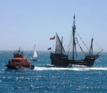 Golowan Maritime Festival, Penzance, Cornwall